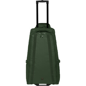 Douchebags Little Bastard 60l Rullattava Matkalaukku, pine green